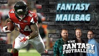 Fantasy Football 2016 - Fantasy Draft Questions, Fantasy News & Updates - Ep. #234