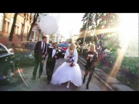 Игровой свадебный клип