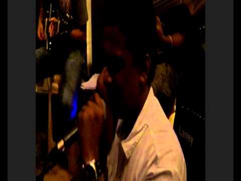 huzure-ala song rehearsal of smiling soul band.wmv