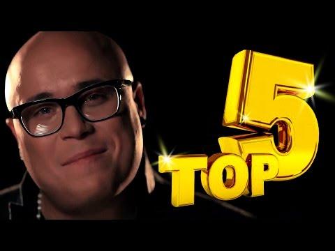 Доминик Джокер - TOP 5 - Новые и лучшие песни - 2016
