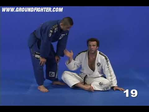 Eduardo Telles Turtle & Octopus Guard - Turtle Submissions