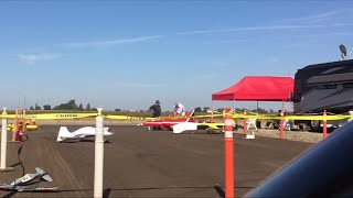 8TH ANNUAL RC JET RALLY AT KINGDON AIR PARK