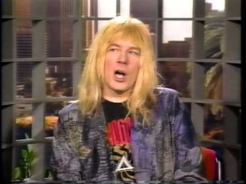 Spinal Tap - Interview Good Morning America 3-30-92