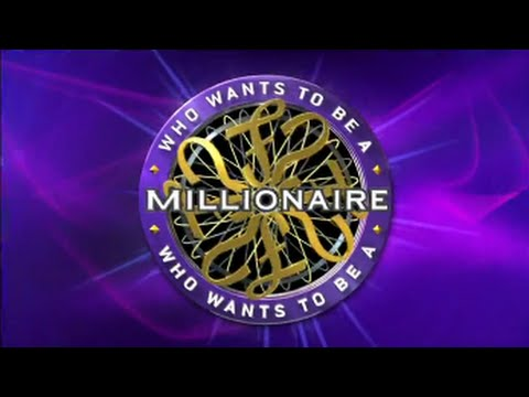 Who Wants To Be A Millionaire? - A Rare Music Cue! video