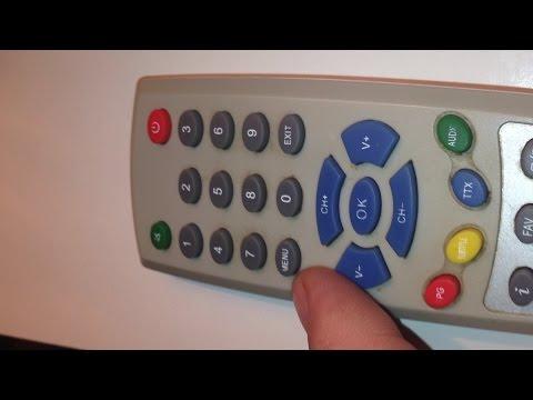 Como sintonizar  los canales NUEVOS  en la TDT  de nuestra TV
