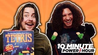 Board Game Bonanza - 10 Minute Power Hour