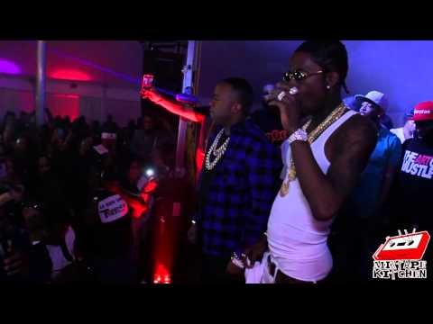 Rich Homie Quan Performance w/ Yo Gotti at CIAA (Mixtape Kitchen Exclusive)