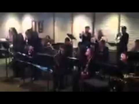 Iola Middle School Jazz Band Video #4