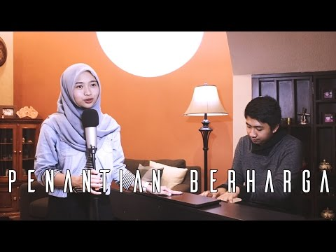 Penantian Berharga - Rizky Febian ( cover by Defa Derian & Kania Aksan)