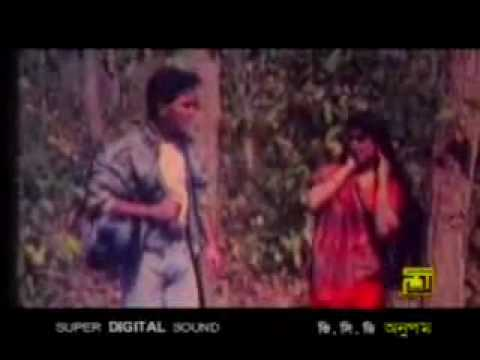 Bangla Movie Song Eknon To Somoy Qayamat Theke Qayamat.mp4 video
