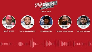 SPEAK FOR YOURSELF Audio Podcast (5.2.19) with Marcellus Wiley, Jason Whitlock | SPEAK FOR YOURSELF
