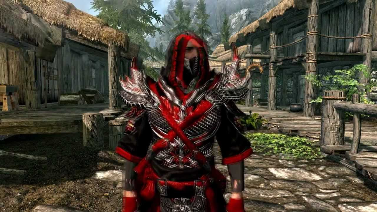 how to make armor look more detailed skyrim