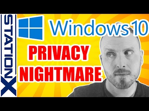 Windows 10 Privacy Nightmare - What Microsoft Knows About You!