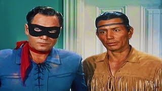 The Lone Ranger | The Law and Miss Aggie | HD | TV Series English Full Episode