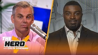 Brian Westbrook: Zeke is the most important piece to Cowboys & compares AB to T.O. | NFL | THE HERD