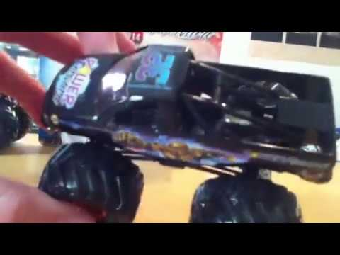 Power Wheels Monster Trucks Hot Wheels Monster Jam Power
