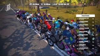 ProAm Zwift Racing - TDZ Live // Stage 5: New York