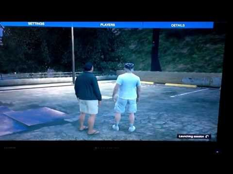 Gta V Online video