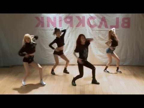 BLACKPINK 'Playing With Fire' mirrored Dance Practice