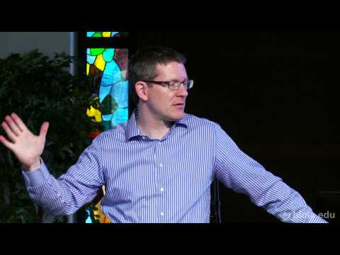 Andy Crouch: Culture Making: The Good News in a Changing World (Part 2) - Biola University Chapel