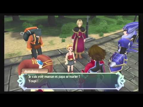 Tales of Hearts R - PSVita - Gameplay 2