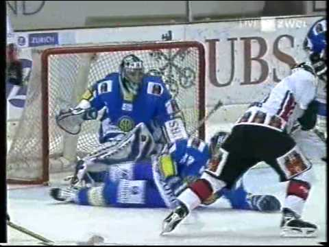 Spengler Cup 2005 - Spiel 4 - Davos - Team Canada 2-4 - alle Tore