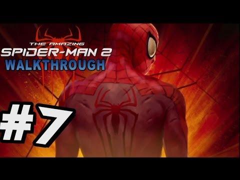The Amazing Spider-Man 2 Walkthrough Part 7 2099 vs Cletus Kasady