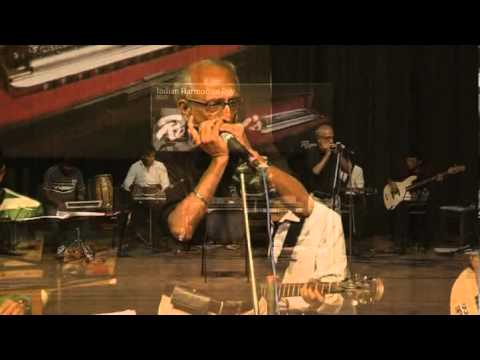 De De Pyar De - Kajal Chakraborty live on Indian Harmonica Day...