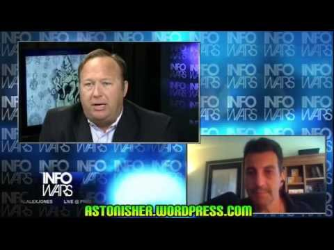 The Alex Jones Show 2013-05-15 Wednesday - Corey Gold
