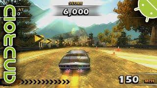 Burnout Dominator | NVIDIA SHIELD Android TV | PPSSPP Emulator [1080p] | Sony PSP