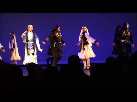 Circassian Performance 2016 Compillation
