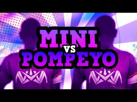 PRO vs PRO :: Mini vs Pompeyo :: 2 Of Nova's Best Go Head to Head in Clash Royale!