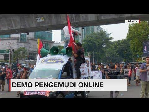 download lagu Demo Pengemudi Online I CNN ID Update gratis
