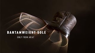 Bantamweight from Ariat | Our Lightest Sole