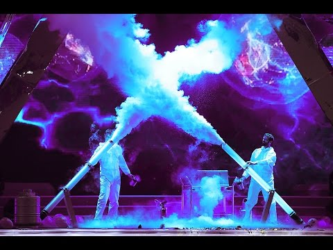 CryoEffect — the Coolest Science Show on Earth with Liquid Nitrogen! | Научное Шоу КриоЭффект!