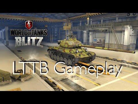 World of Tanks Blitz(3.1) // Super Aggressive LTTB Gameplay (라따뚜비 게임플레이)
