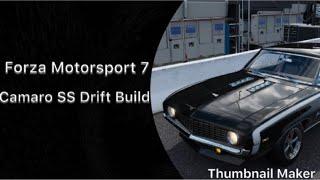 Forza Motorsport 7 | Camaro SS Drift Build
