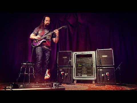John Petrucci Dream Theater Triaxis™ / 2:90™ / 2014 Rig Tour Demo