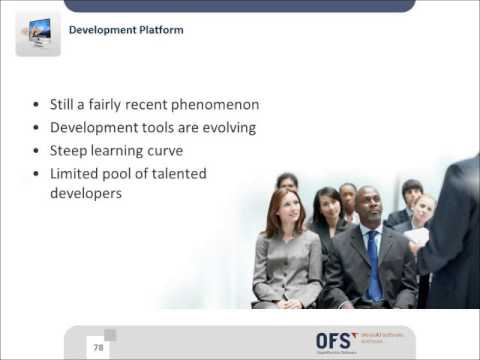 OFS Webinar - IPad for the Enterprise