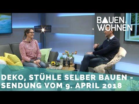 Do it Yourself, E-Check, Betriebskosten, Insektenschutz - Sendung vom 9.4.2018