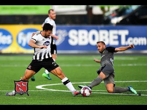 Highlights | Dundalk FC 0-0 Larnaca 26.07.2018