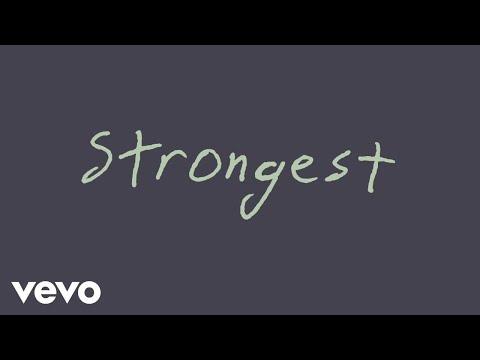 Ina Wroldsen - Strongest (Lyric Video)