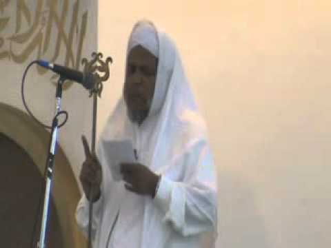 CHINA FORT JUMMA BAYAN 22-10-2010 BY KALEEFATHUSH SHAZULI MOULAVI J.ABDUL HAMEED_BAHJI