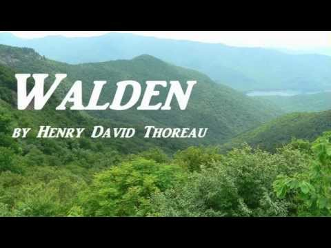 WALDEN by Henry David Thoreau - FULL AudioBook - Part 1 (of 2) | Greatest Audio Books