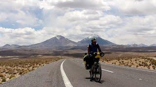 El viaje de mis Sueños, CHILE en bicicleta