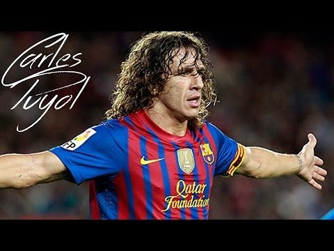 A Legend in the Making - CARLES PUYOL