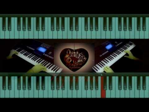 Dil Ke Armaan Aansuon Me-nikaah-on Keyboard video