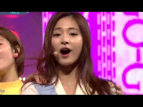 Twice(트와이스) Tzuyu Solo Cut (8s) U-Go-Girl (Lee Hyori) Special Stage M COUNTDOWN - Tzuyu 周子瑜 쯔위