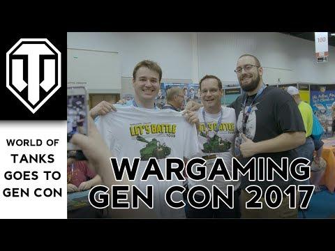 Wargaming at Gen Con
