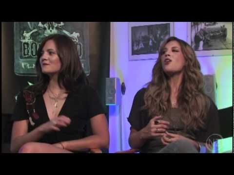 The Zloz Hour - The Donnas Part 1